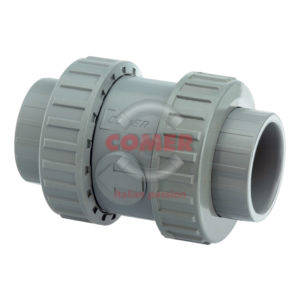 ACVD13 – Check valve with female plain ends BS - COMER S.p.A.