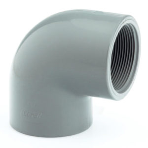 AEL54 – 90° Elbow plain/threaded - COMER S.p.A.
