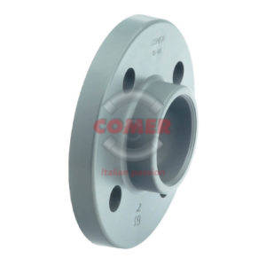 AFF06 – Fixed flange drilled PN16 - COMER S.p.A.