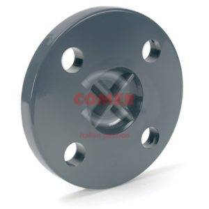 BF03 – Blind flange drilled BS class E - COMER S.p.A.