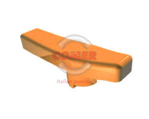 BIH – Maniglia valvola industria arancio - COMER S.p.A.