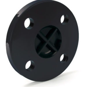 BRC – Glass reinforced PP blind flange PE100 - COMER S.p.A.