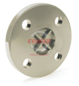 BRC – Glass reinforced PP blind flange PPH - COMER S.p.A.