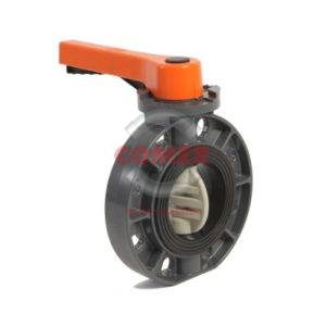 BUT 10 – U-PVC Butterfly valve EPDM O-Ring - COMER S.p.A.