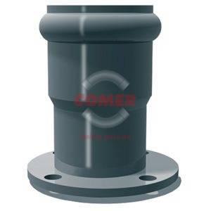 RSO00 – Flanged spigot drilled UNI 2224 - COMER S.p.A.