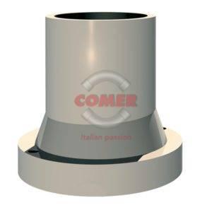 STL – Long spigot stub PPH - COMER S.p.A.
