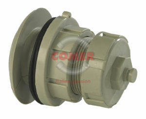 TA90 – PP Tank adaptor threaded - COMER S.p.A.