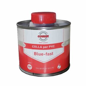 GLUE – Solvent cement for PVC - COMER S.p.A.