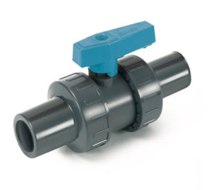 BVD15 – Double union ball valve with male plain ends - COMER S.p.A.