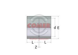 ASO13 – Socket – Big diameter - COMER S.p.A.
