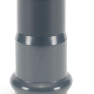 RAD10 – Male adaptor single socket with end for solvent welding - COMER S.p.A.