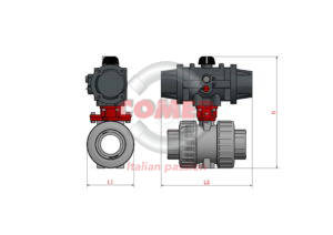 ABVI-PN-1-300x212 ABVI-PN - Pneumatic actuated ABS BS ball valve