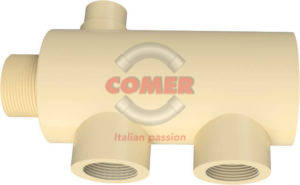 CMDF065F10PP-300x185 Moduli per collettori in PPH con terminale filettato femmina