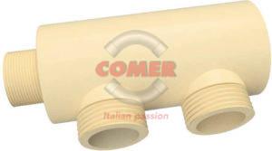 CMDF065M00PP-300x167 Moduli per collettori in PPH con terminale filettato maschio
