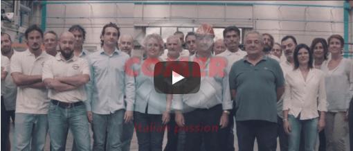 Video aziendale COMER SPA - COMER S.p.A.