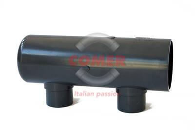 Moduli per collettori in PVC - COMER S.p.A.