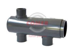 Modules for U-PVC manifolds