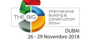 The-BIG-5-300x132 THE BIG 5 in DUBAI - COMER S.p.A. 26-29 nov 2018 News Events Press release