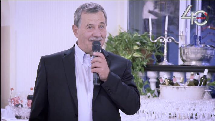 Celebration video 40 years of Italian passion - COMER S.p.A.