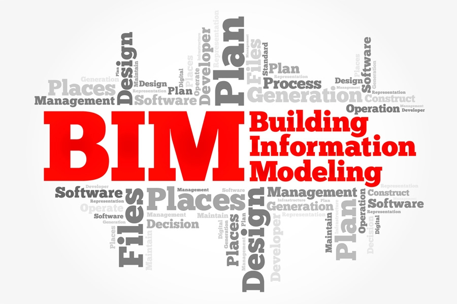 Building-Information-Modeling New BIM files available on our customer area News