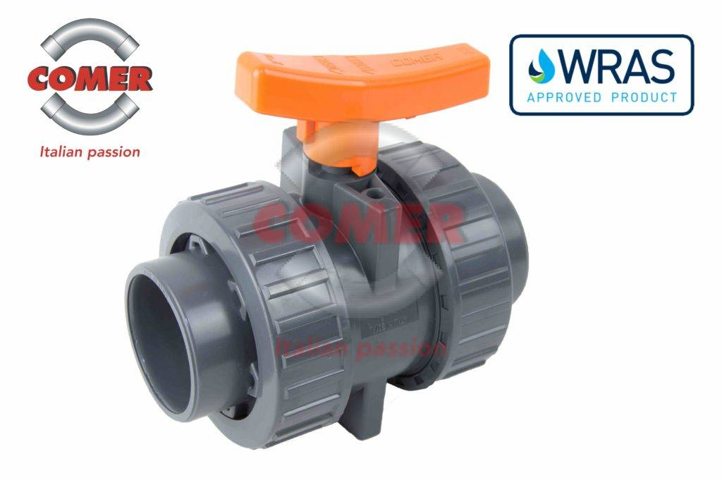 WRAS-product-approval-industrial-ball-valve-COMER-S.p.A.-LOW-1024x681 Industrial ball valve WRAS certification - COMER S.p.A. News Press release