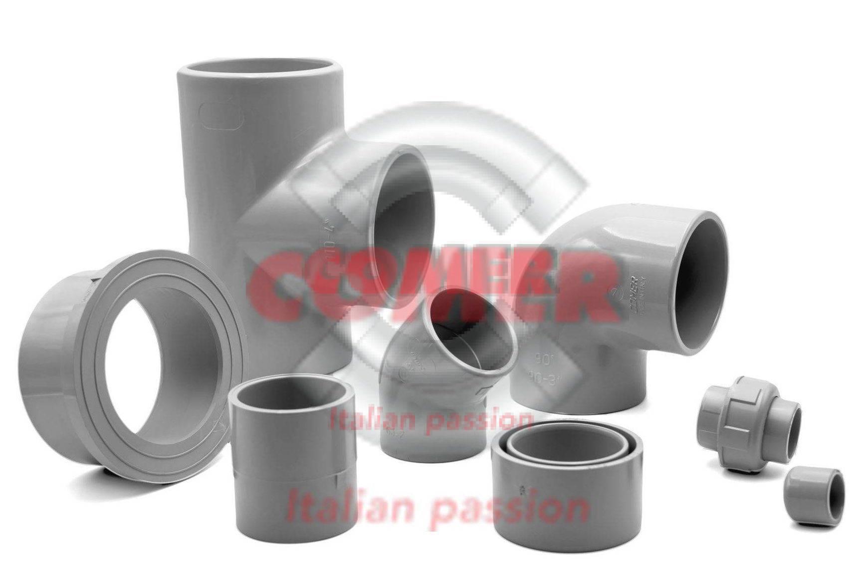 raccordi groupage PVC-C COMER S.p.A. - COMER S.p.A.