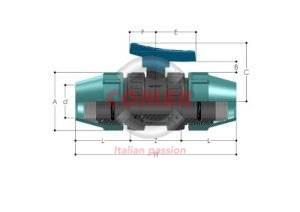 BVD29-quote-web-300x212 BVD29 - Valvola a sfera bi-giunto a compressione per tubo in PE